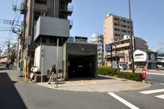 各線地下鉄赤塚駅の様子。(2010-04-08,共用部,ENVIRONMENT,1F)