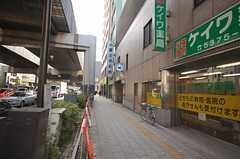 都営三田線・板橋本町駅の様子。(2008-11-05,共用部,ENVIRONMENT,1F)