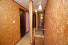 廊下の様子。(2008-11-18,共用部,OTHER,2F)