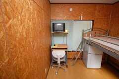 専有部の様子4。(204号室)(2008-11-18,専有部,ROOM,2F)