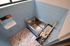 バスルームの様子。(2013-03-14,共用部,BATH,1F)
