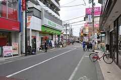 東武東上線・東武練馬駅前の様子。(2013-03-14,共用部,ENVIRONMENT,1F)