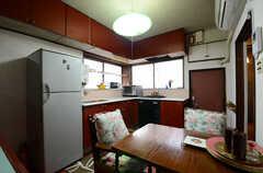 キッチンの様子。(2013-05-26,共用部,KITCHEN,1F)