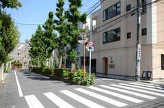 各線・小竹向原駅からシェアハウスへ向かう道の様子。(2013-05-26,共用部,ENVIRONMENT,1F)