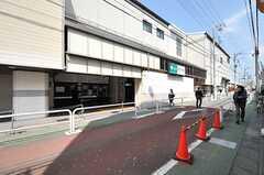 都営三田線・志村三丁目駅の様子。(2014-04-01,共用部,ENVIRONMENT,1F)