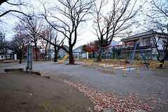 シェアハウスの近くには南部公園があります。(2015-12-14,共用部,ENVIRONMENT,1F)