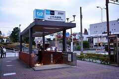 各線・小竹向原駅の様子。(2015-12-14,共用部,ENVIRONMENT,1F)
