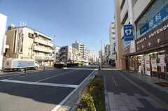 東京メトロ・地下鉄赤塚駅前の様子。(2016-03-03,共用部,ENVIRONMENT,1F)