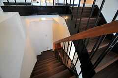 階段の様子。(2011-03-25,共用部,OTHER,4F)