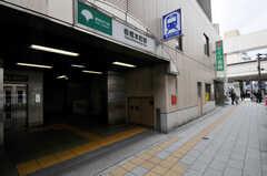 都営三田線・板橋本町駅の様子。(2011-03-25,共用部,ENVIRONMENT,1F)