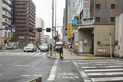 各線・地下鉄成増駅の様子。(2012-05-25,共用部,ENVIRONMENT,1F)