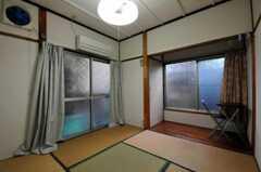 専有部の様子。(102号室)(2010-09-15,専有部,ROOM,1F)