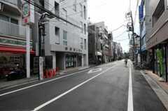 東武東上線・中板橋駅前の様子。(2010-09-15,共用部,ENVIRONMENT,1F)