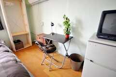 専有部の様子2。(305号室)(2009-02-25,専有部,ROOM,3F)