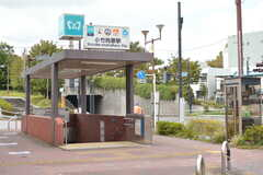 各線・小竹向原駅の様子。(2018-10-09,共用部,ENVIRONMENT,1F)