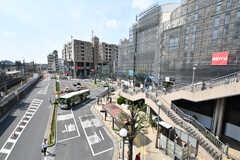 東武東上線・成増駅前の様子2。(2019-06-06,共用部,ENVIRONMENT,1F)