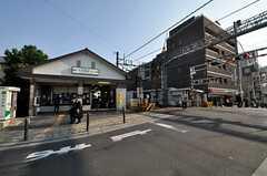 東武東上線・下板橋駅の様子。(2012-06-26,共用部,ENVIRONMENT,1F)