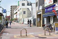 各線・千川駅の様子。(2019-04-23,共用部,ENVIRONMENT,1F)