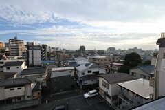屋上から見える景色。(2018-12-26,共用部,OTHER,5F)