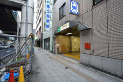 都営三田線・板橋本町駅の様子。(2018-12-26,共用部,ENVIRONMENT,1F)