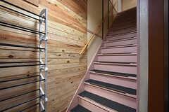 階段の様子。(2016-08-08,共用部,OTHER,1F)