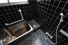 バスルームの様子。(2017-07-04,共用部,BATH,1F)