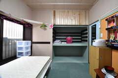 専有部の様子2。全室、収納付きです。(101号室)(2017-07-04,専有部,ROOM,1F)