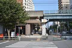 都営三田線・西台駅の様子。(2015-10-22,共用部,ENVIRONMENT,1F)