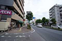 各線・下赤塚駅前の様子。(2015-06-22,共用部,ENVIRONMENT,1F)