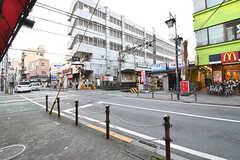 各線・下赤塚駅の様子。(2016-12-20,共用部,ENVIRONMENT,1F)