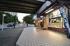 都営地下鉄三田線・新高島平駅周辺の様子。(2015-11-05,共用部,ENVIRONMENT,1F)