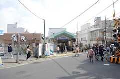 東武東上線・東武練馬駅の様子。(2016-03-08,共用部,ENVIRONMENT,1F)