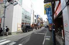 東武東上線・東武練馬駅前の様子。(2016-03-08,共用部,ENVIRONMENT,1F)