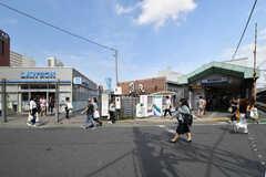 東武東上線・東武練馬駅の様子。(2017-08-28,共用部,ENVIRONMENT,1F)