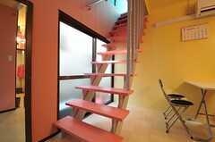 階段の様子。(2014-01-07,共用部,OTHER,1F)