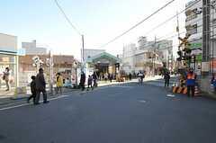東武東上線・東武練馬駅の様子。(2014-01-07,共用部,ENVIRONMENT,1F)