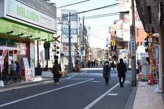 東武東上線・東武練馬駅周辺の様子。(2019-01-24,共用部,ENVIRONMENT,1F)