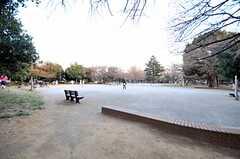 シェアハウスから徒歩1分の平和公園。(2014-03-24,共用部,ENVIRONMENT,1F)