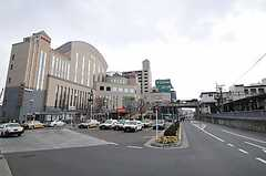 東武東上線・成増駅の様子。(2015-02-21,共用部,ENVIRONMENT,1F)