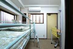 専有部の様子2。(104号室)(2013-01-17,専有部,ROOM,1F)