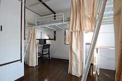 ドミトリーの様子。(301号室)(2013-01-17,専有部,ROOM,3F)