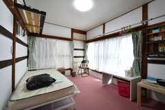 専有部の様子。広い部屋です。(201号室)(2019-11-01,専有部,ROOM,2F)