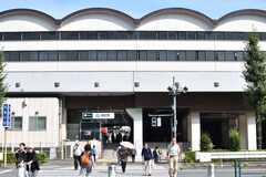 都営三田線・高島平駅の様子。(2019-10-01,共用部,ENVIRONMENT,1F)