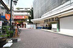 各線・下赤塚駅の様子。(2017-08-29,共用部,ENVIRONMENT,1F)