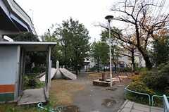 シェアハウス近くの公園。(2011-12-09,共用部,ENVIRONMENT,1F)