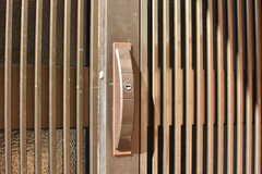 玄関の鍵穴。(2018-02-15,周辺環境,ENTRANCE,1F)