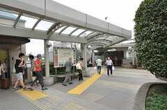 東武東上線・成増駅の様子。(2015-09-24,共用部,ENVIRONMENT,1F)