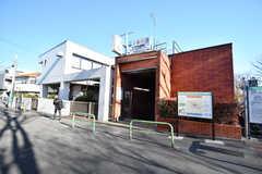 各線・小竹向原駅の様子。(2020-12-21,共用部,ENVIRONMENT,1F)