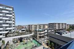 屋上からの景色。(2016-05-17,共用部,OTHER,5F)