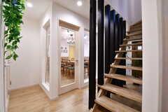 階段の様子。(2020-02-14,共用部,OTHER,1F)